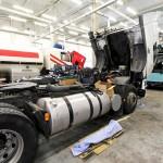Ремонт грузовиков и тягачей