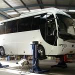 Ремонт автобусов и микроавтобусов
