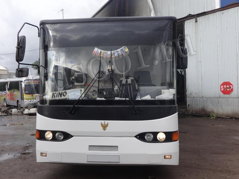 Кузовной ремонт и полная покраска автобуса «Волжанин»